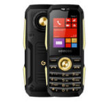 New GEECOO Tank 1 1.8inch 1700mAh Bluetooth FM Dual SIM Card Dual Standby Feature Rugged Phone