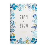 New 2019-2020 Weekly Monthly Agenda Planner Monthly Weekly Plan Portable Notebook Cute Diary Flower Schedule Office Stationery