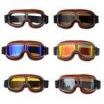 New Helmet Goggles Anti-UV windproof Glasses Eyewear Motorcycle Motorbike Biker