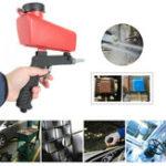 New Portable Sand B-laster Media Blasting Nozzle G-un Sandblasting Machine Removing Spot Rust Adjust Sandblast Flows