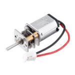 New Feichao N20 1.9mm DC Motor With Metal Gear For DIY 4WD RC Car RC Robot