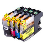 New CTC LC223 4 Pcs/Pack Ink Cartridge LC223 LC223XL Printer Ink Compatible For Brother DCP-J562DW DCP-J4120DW MFC-J480DW MFC-J680DW MFC-J880DW MFC-J4620DW