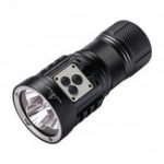 New Niwalker MF5SV1 15000 Lumen High PowerSpotlight 18650 EDC Flashlight  IPX7 Waterproof Mini Torch For Outdoor Hunting
