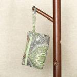 New Women Casual Printing Handbag Cotton Zipper Wallet