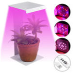 New 50W Full Spectrum LED Grow Light USB Table Desk Lamp for Home Indoor Plants DC5V