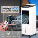 New 65W Portable Air Conditioner Conditioning Cooling Fan