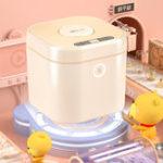 New Electric Infant Baby Feeding Milk Bottle Dry Heat Sterilizer Dryer Machine Cleaner