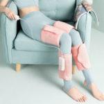 New Lefan 3 Gears Type-c Charging Leg Air Pressure Massager