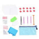 New 54Pcs 5D Diamond Painting Tools Kit DIY Diamond Embroidery Accessories Pen Set