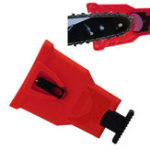 New Yellow/Green/Red Chainsaw Teeth Sharpener or Sharpen Stone Bar-Mount Chain Sharpening Tool