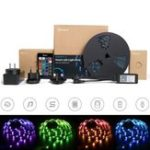 New SONOFF L1 Dimmable IP65 2M 5M Smart WiFi RGB LED Strip Light Kit Work With Amazon Alexa Google Home