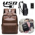 New Men And Women Vintage Large Capacity Backpack