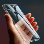 New Bakeey Transparent Soft TPU Back Cover Protective Case for Lenovo K5 Pro