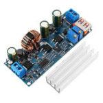New DC-DC 5V to 12V24V USB Boost Module 45W-80W Adjustable Power Supply Module 3.7V 18650 Lithium Battery