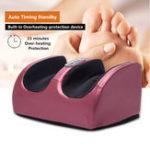 New Shiatsu Kneading Foot & Leg Massager 3 Levels Adjustment Wit