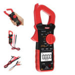 New TA8315B Clamp Meter Multimeter High Precision Digital Ammeter Table  AC and DC Universal Automatic Multifunction