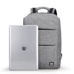 New MARK RYDEN MR5911 Travel 15.6 Inches Laptop Backpsck USB Charging Waterproof Business Bag