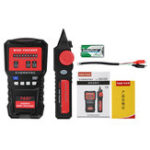New TA8866A Multi-functions Network Cable Tester Wire Checker Detector Line Finder