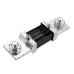 New 500A 75mV DC Current Shunt Resistor for Amp Panel Meter