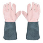 New Double Layer Working Welding Gloves Safety Protective Garden Sports MOTO Wear-resisting Gloves
