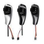 New LED Manual Gear Shift Knob Stick Lever LHD Automatic Knob For BMW E39 E53