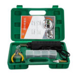 New Car Shape Plastic Patch Bumper Repair Machine Tools Kit