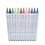 New STA STA3700 Watercolor Pens 12/24/36 Colors/Pack Soft Brush Pen Set for Kids Childrens Drawing Painting Coloring Books Manga Comic Graffiti Art Supplies Gifts