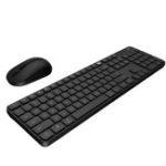 New Xiaomi MIIIW Wireless Keyboard & Mouse Set for Windows/Mac One-button Switching 104 Keys 2.4GHz IPX4 Waterproof Keyboard