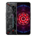 New ZTE Nubia Red Magic 3 Global Version 6.65 Inch FHD+ 5000mAh Android 9.0 48.0MP Rear Camera 12GB RAM 256GB ROM Snapdragon 855 Octa Core 4G Gaming Smartphone