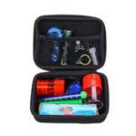 New 12 in 1 Multifunctional Smoking Water Pipe Box Bag Set Rolling Set Hoo kah Gift for Smoker