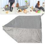 New Kids Stuffed Toy Bean Bag Sofa Chair Seat Storage large Cover Animal Organizer