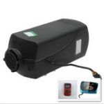 New 12V 5KW Parking Car heater Air Diesels Fuel heater With Remote Control and Silencer For Boats Bus Car