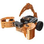 New LOBOT Qdee Micro:bit DIY Program APP Control Color Recognition Tracking Smart RC Robot Car