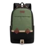New 6231 Fashion Laptop Backpack Women Canvas Bags Men Oxford Travel Casual Backpacks Retro Casual Laptop Bag Teenager School Bags