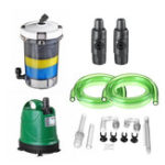 New Aquarium External Canister Fish Tank Filter Water Purifier with Pump for Below 0.6m Fish Tank