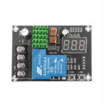 New VHM-004 XH-M604 Battery Charger Control Module DC 6-60V Charging Control Switch Protection Board for 12V 24V 36V