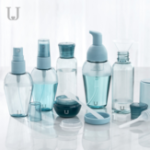 New Jordan&Judy 6Pcs Traveling Sub-bottles Health Spray Refillable Bottles Cosmetic Hydrating Small Bottle Set