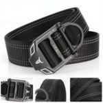 New 125cm ENNIU E24 Military Fan Tactical Belt Funch Free Belt Outdoor Nylon Waist Belt For Men Women
