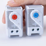 New KTO011 KTS011 0-60 Degree Compact Normally Close NC Mechanical Temperature Controller Thermostat