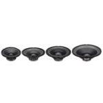 New 5/6/8/10 Inch DIY Bass Horn Stereo Subwoofer Speaker Loudspeaker Party Decor