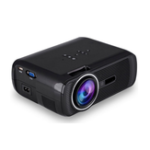 New WZATCO CT80 Android 6.0 Projector 2200 Lumens 800x600P Wifi Smart Portable Mini LED 3D TV Support Full HD 1080p 4K Video Home Theater Projector