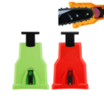 New Drillpro Chainsaw Teeth Sharpener Chainsaw Sharpener Color Optional Bar-Mount Chainsaw Chain Sharpening Kit