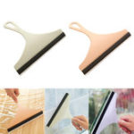 New Glass Scraper Cleaner High Quality Soft Plastic Glass Brush Wiper Simple Mirror Floor Blade Cleaning Brush