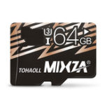 New Mixza Cool Edition 64GB U3 Class 10 TF Micro Memory Card for Digital Camera TV Box MP3 Smartphone