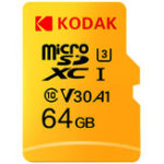 New SD Card Memory TF Flash Card 64GB 128GB U3 A1 V30 Micro SDHC Card  SDXC Card for Video and  Mobile Storage