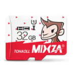 New Mixza Year of Monkey Limited Edition 32GB U1 TF Micro Memory Card for Digital Camera MP3 TV Box Smartphone