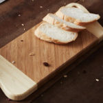 New CHENGSHE Bamboo Thickening Cutting Board Breadboard Cutting Fruit Sushi from xiaomi youpin