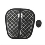 New 6 mode Portable Rechargeable Shiatsu Foot Massager Mat