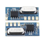 New LR43B/LR33B 433MHz/315MHz ASK Superheterodyne RF Module Wireless Remote Control Receiver Module