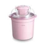 New YOULG 0.8L/12W Home Full Automatic Soft Hard Ice Cream Maker Machine Electric Ice Cream Maker From Xiaomi Youpin